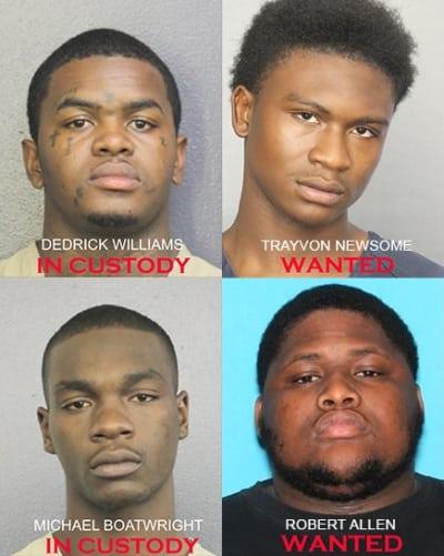 XXXTentacion 4 Alleged Killer Indicted
