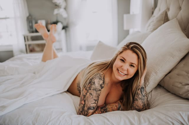 Kailyn lowry fully nude