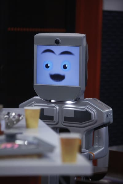 Robo Sam on Big Brother