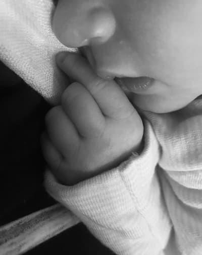 Kate Upton Baby Photo