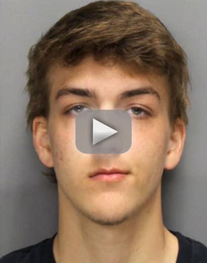 Georgia teen filmed students having sex in school bathroom