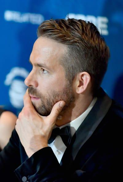 Ryan Reynolds, Pensive