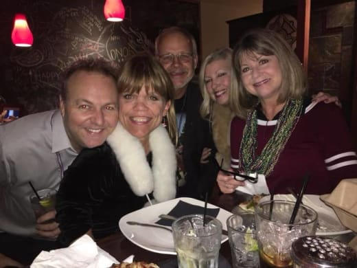 Amy Roloff and Friends, Christmas 2017