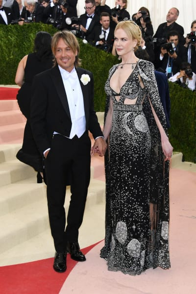 Keith Urban and Nicole Kidman: 2016 Costume Institute Gala