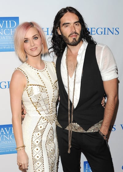 Katy Perry and Russell Brand, Back in the Day