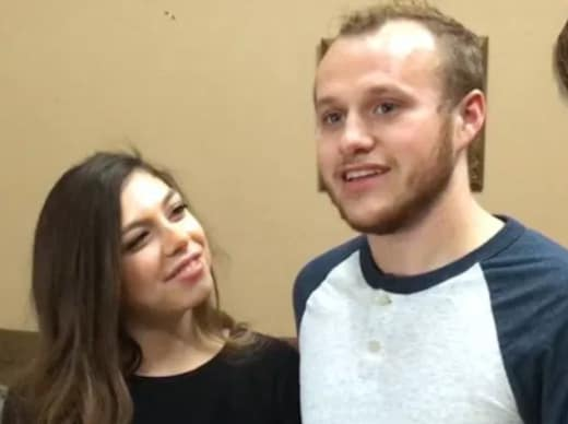 Josiah Duggar and Lauren Swanson Pic