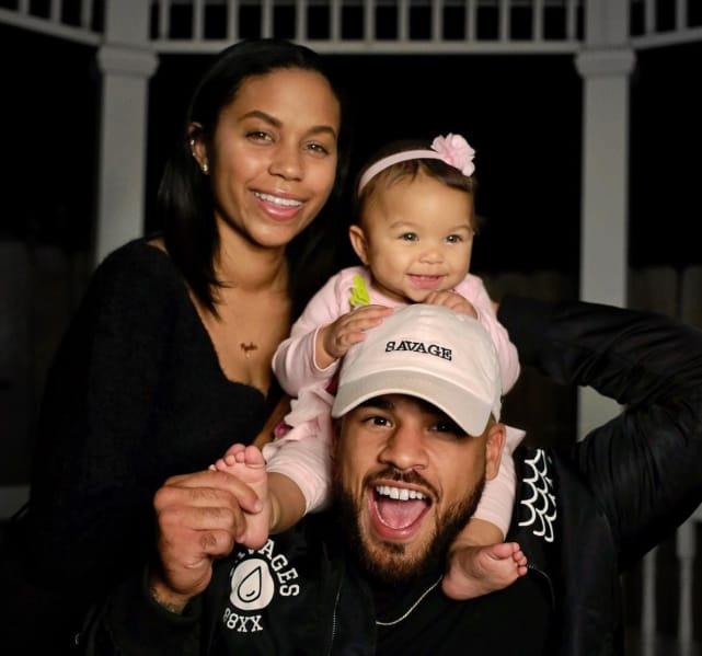 Cheyenne floyd and family