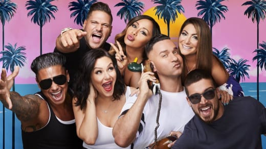 Jersey Shore Family Vacation Photo