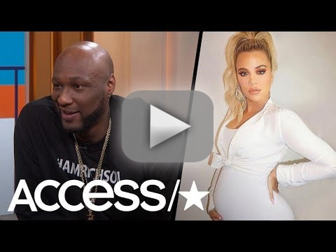 Lamar odom khloe kardashian will be a great mom im not bitter