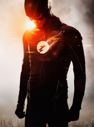 Flash Season 2 Suit