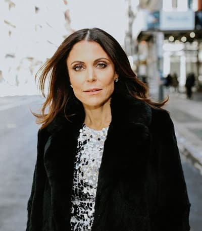 Bethenny Frankel in May 2018