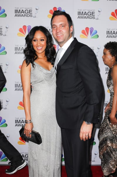 Tamera Mowry, Husband