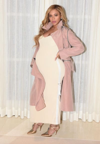 Beyonce and Baby Bump