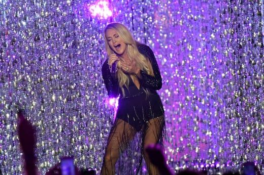 Carrie Underwood in Bridgestone Arena