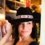 Luann de lesseps in cowboy hat