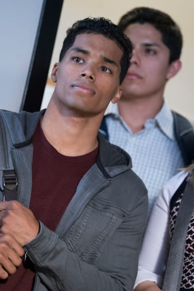 Rome Flynn for ABC