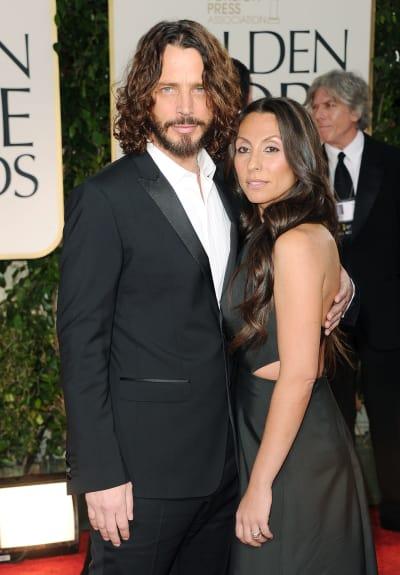 Chris Cornell, Wife