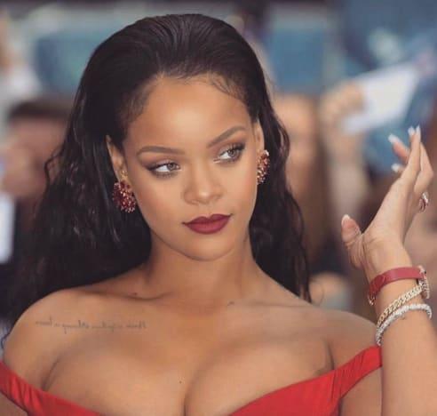 Rihanna: Valerian Premiere Photo