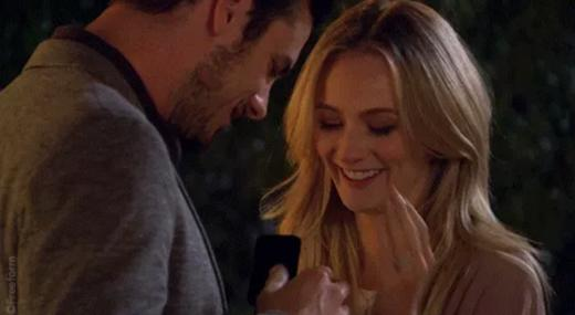 Ben Higgins and Lauren Bushnell Pendant