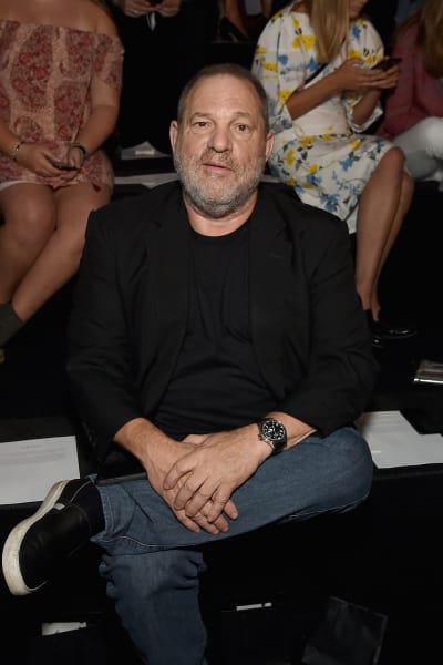 Harvey Weinstein Image