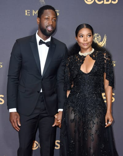 Gabrielle Union and D. Wade
