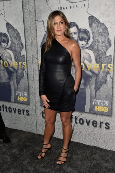Jennifer Aniston at Leftovers Premiere