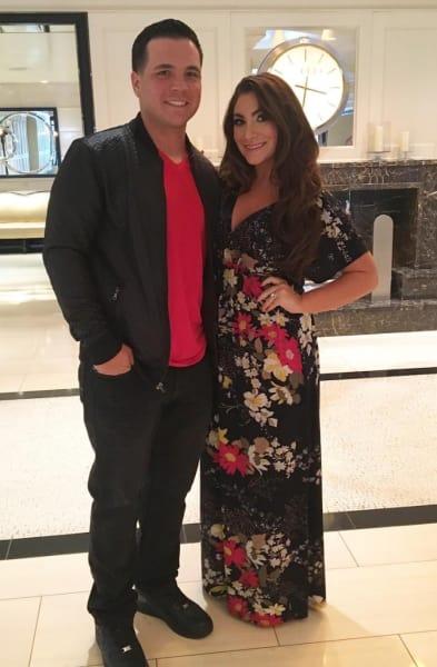Christopher Buckner and Deena