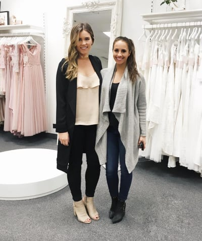 Vanessa Grimaldi Wedding Dress Shopping?