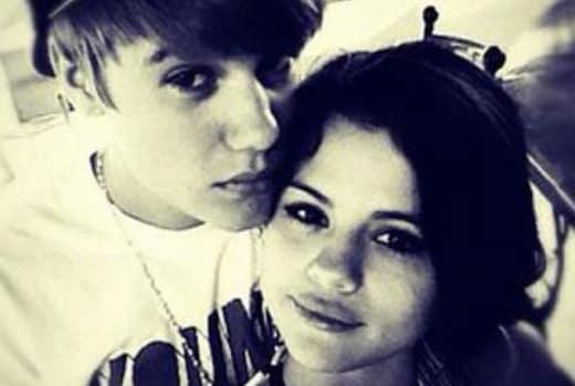 Selena Gomez and Justin Bieber Instagram