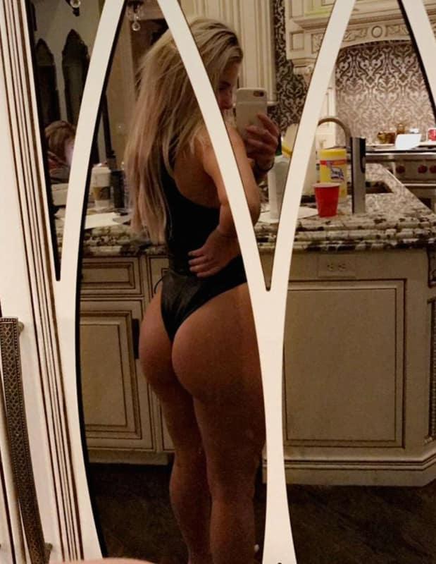 Brielle biermann butt implants