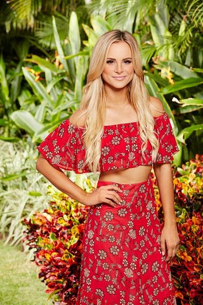Amanda Stanton On Bachelor In Paradise Season 3