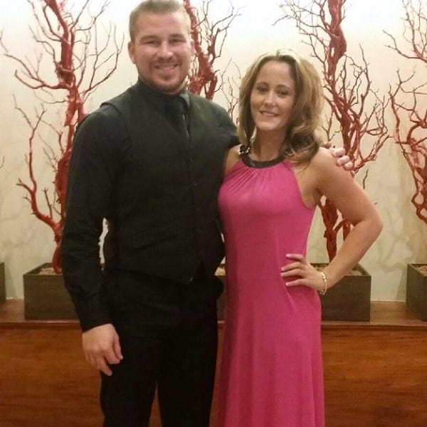 Jenelle evans and nathan griffith photograph