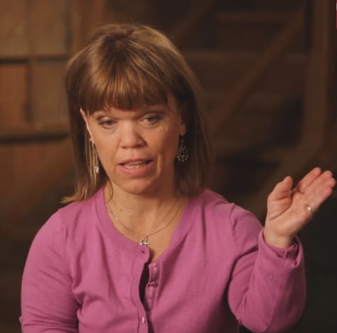 Amy Roloff Talks About Matt Roloff
