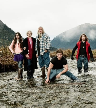 Alaskan Bush People Pic