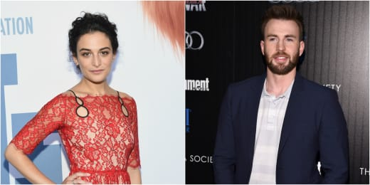 Jenny Slate Chris Evans Split