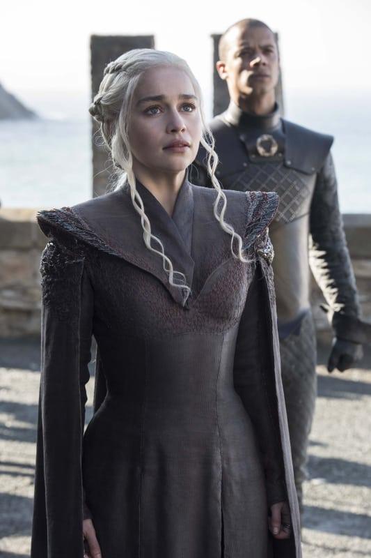 The khaleesi in westeros