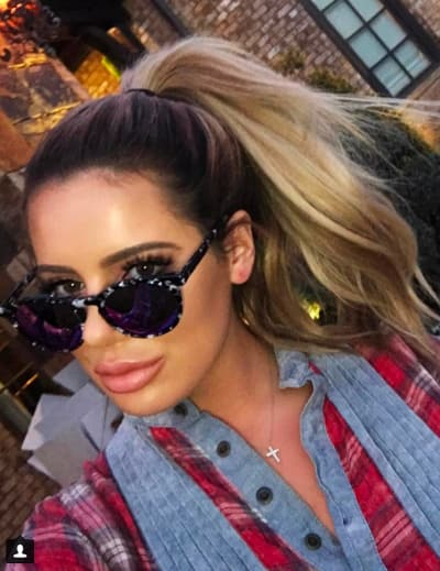 Brielle Biermann Selfie