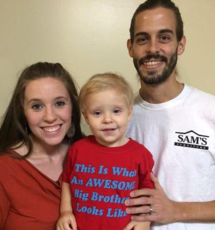 Jill, Derick and Israel Dillard Photograph