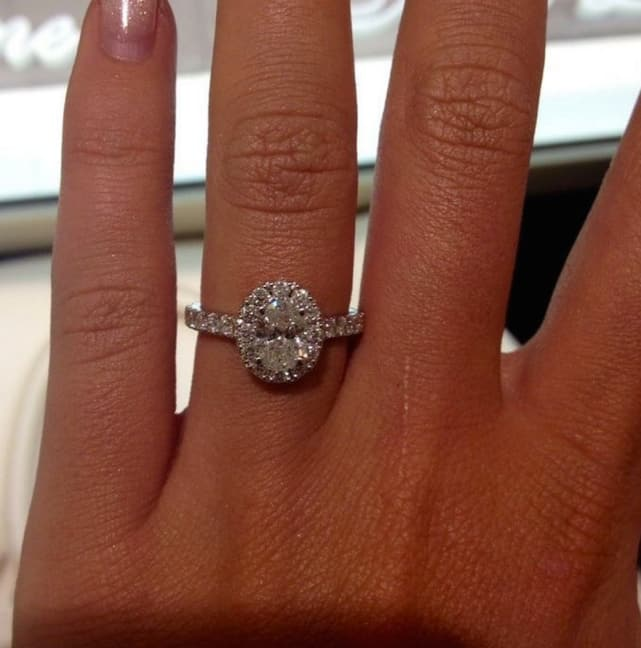 Mackenzie standifer engagement ring