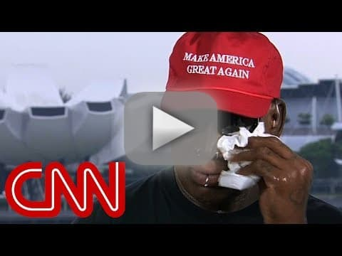 Dennis rodman cries over trump kim summit confirms were living i