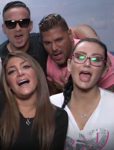 Jersey Shore Quartet