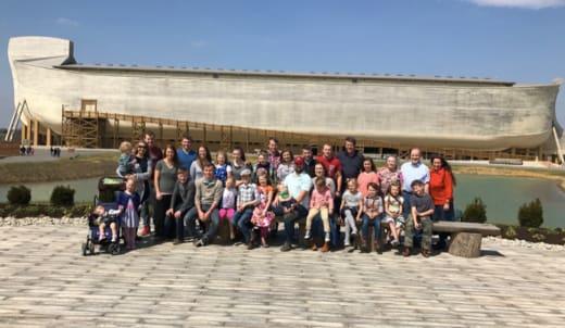 Noah's Ark, Duggar Family