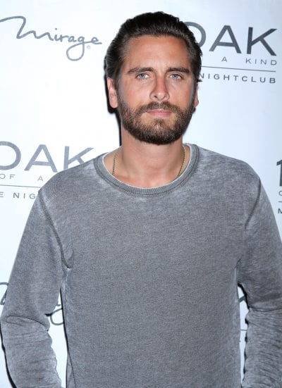 Scott Disick Hosts at 1OAK in Las Vegas