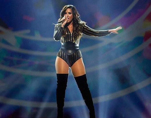 Demi in Concert