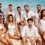 Lindsay lohans beach club cast
