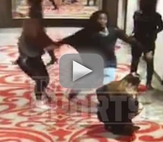 Kareem hunt star nfl running back brutalizes woman in surveillan
