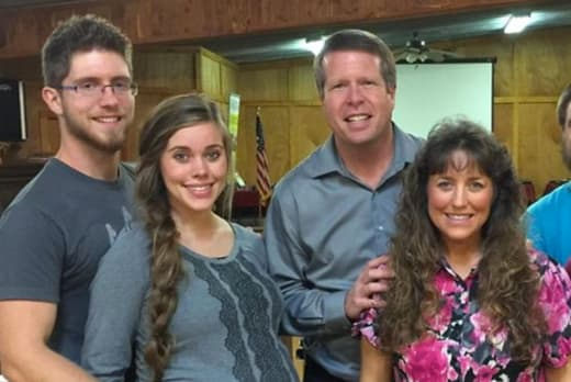 Jim Bob, Michelle, Jessa and Ben Seewald