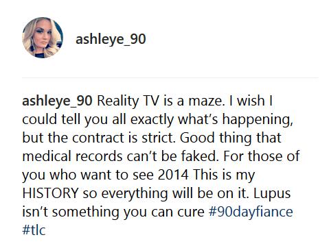 Ashley martson responds to fraud scandal on ig
