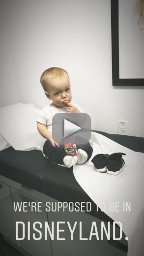 Tori roloff reveals baby jackson had a medical emergency at disn