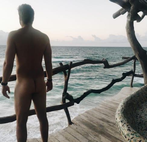 Jay Cutler Nude
